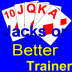 Jacks or Better - Video Poker Trainer APK