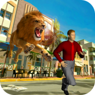 angry lion attack 2019 APK