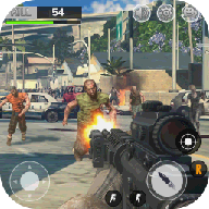 Zombie Hunter Dead Target Shooting King 3D APK