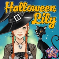 Halloween Dress Up Game - Lilly's Costume APK