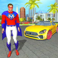 Super-Hero Flying Simulator 3D APK
