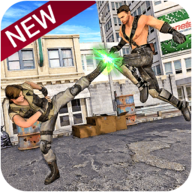 Kung Fu Boxing Fighter Game APK