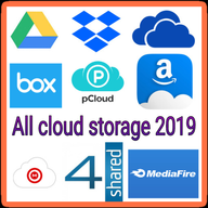 All cloud storage 2020 APK