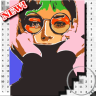 Fashion Pixel Art Coloring By Number APK