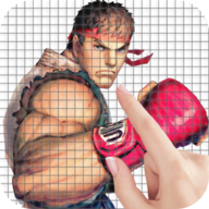 Ryu Color by Number - Pixel Art Game APK
