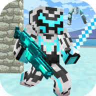 Robot Ninja Battle Royale APK