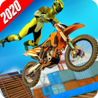 Tricky Bike Stunt Race APK