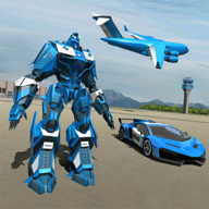Police Robot Transformation 2 APK
