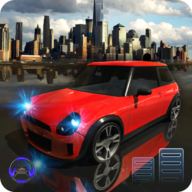 Real Mini Cooper Car Parking 3D APK