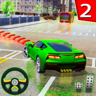 Extreme Car Drive. Driving School Simulator 2 APK