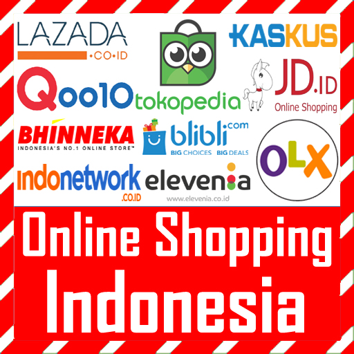 Online Shopping Indonesia - Indonesia Shopping APK