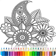 Coloring Book for Adults APK