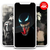 Black Wallpapers HD 4K APK