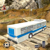 Real Bus Uphill Climb Simulator - Hill Station APK