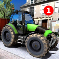 Real Farm and Animals Tractor Simulator 2020 APK