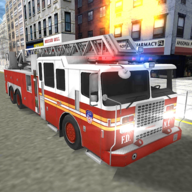 Real Fire Truck Driving APK