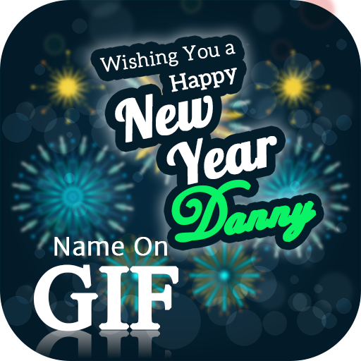 New Year GIF maker APK