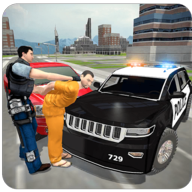 Police Truck Gangster Chase APK