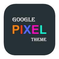 Pixel Dark Theme APK