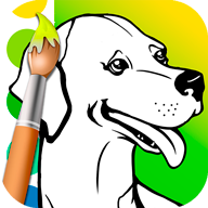 Dogs Coloring Pages APK