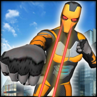 Flying Future Hero APK