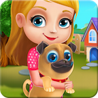 My little Pug - Care and Play APK