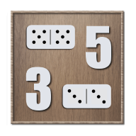 Fives & Threes Dominoes APK