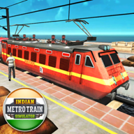 Indian Metro Train Simulator APK