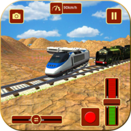 Metro Racing Train Driving APK