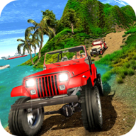 offroad jeep driving adventure game APK