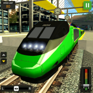 3D City Train driver Simulator 2018 APK