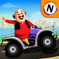 Motu Patlu King of Hill Racing APK