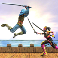 Ultimate Ninja Fight : Kungfu Ninja Combat 2019 APK