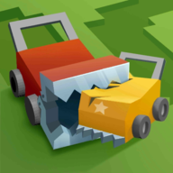 Grass cut.io - survive & become the last lawnmower APK