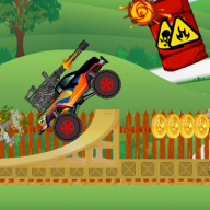 Brave Monster Truck APK