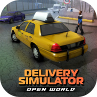 Open World Delivery Simulator Sandboxed APK