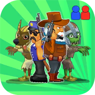 Two guys And Zombies: Hotseat APK