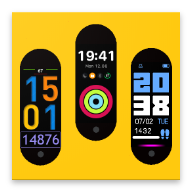 MB4 WatchFace APK