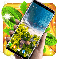 Live wallpapers for Galaxy J2 Prime APK