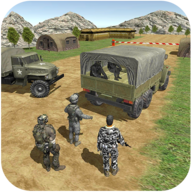 US Military Truck Driving Simulator: Army Trucker APK