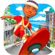 Subway Crazy Runner APK