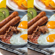 Spot The Differences - Tasty Food APK