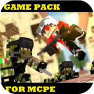 Game pack for MCPE APK