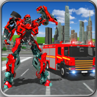 Robot Fire Fighter APK