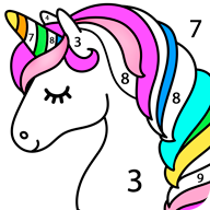Unicorn Color by Number APK