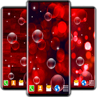 Red Live Wallpaper APK