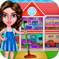 Cleaning Game APK