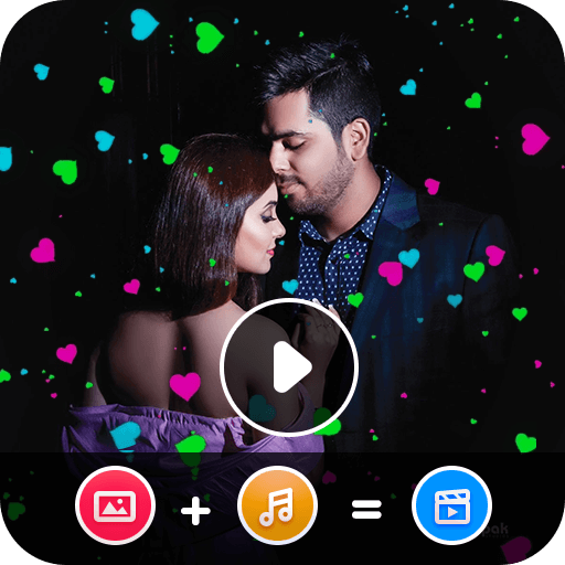 Heart Photo Effect Video Maker With Music APK