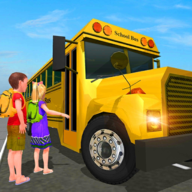 School Bus Driving Simulator 3D - 2020 APK
