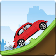 Up hill climb mountain car racing APK